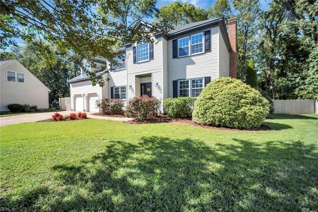 12 Rhoda Ct, Hampton, VA 23664 (#10344443) :: Abbitt Realty Co.