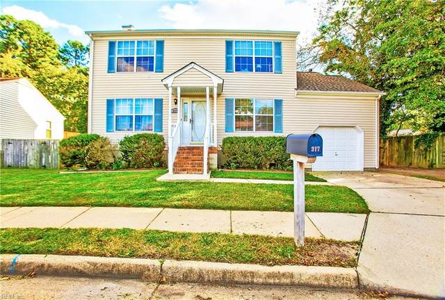 317 Nelson Pw, Hampton, VA 23669 (#10344652) :: Gold Team VA