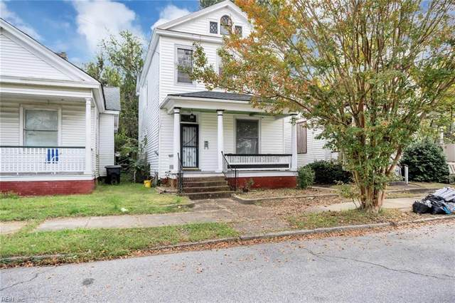 59 Elm Ave, Portsmouth, VA 23704 (#10345178) :: Avalon Real Estate