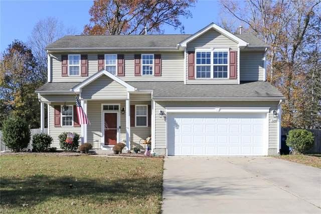 7280 Jeanne Dr, Gloucester County, VA 23061 (#10345293) :: Berkshire Hathaway HomeServices Towne Realty
