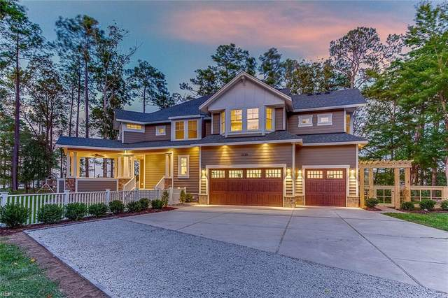 1228 N Inlynnview Rd, Virginia Beach, VA 23454 (#10345455) :: Kristie Weaver, REALTOR
