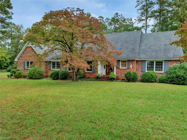 523 Jasper Ln, Sussex County, VA 23890 (#10345491) :: The Kris Weaver Real Estate Team