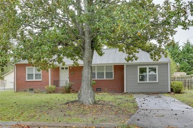 124 Kerlin Rd, Newport News, VA 23601 (#10345536) :: RE/MAX Central Realty