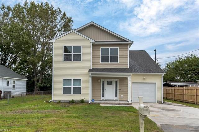 1416 Oliver Ave, Chesapeake, VA 23324 (#10345895) :: Community Partner Group