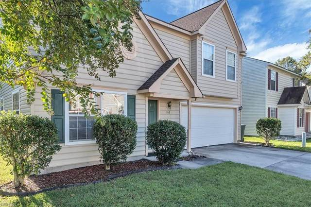 160 Stoney Ridge Ave, Suffolk, VA 23435 (#10346026) :: Kristie Weaver, REALTOR