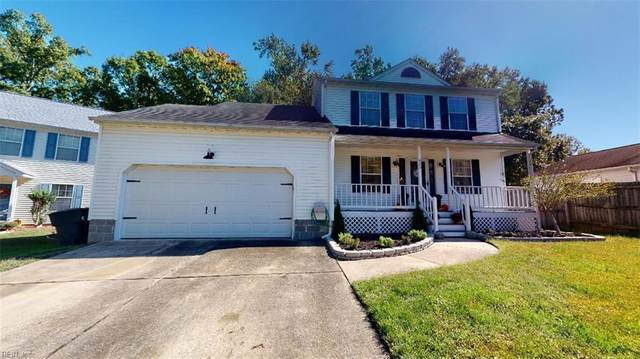 923 Sir Lionel Ct, Newport News, VA 23608 (#10346144) :: Atkinson Realty