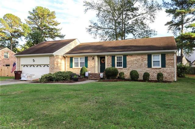 3341 Morningside Dr, Chesapeake, VA 23321 (#10346186) :: Verian Realty