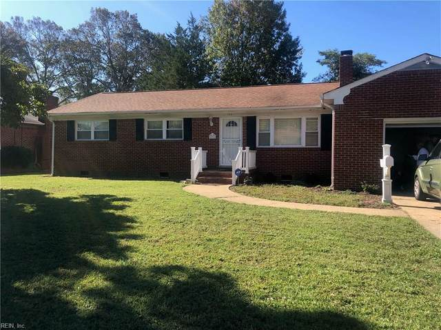 1231 Modoc Ave, Norfolk, VA 23503 (#10346285) :: Abbitt Realty Co.