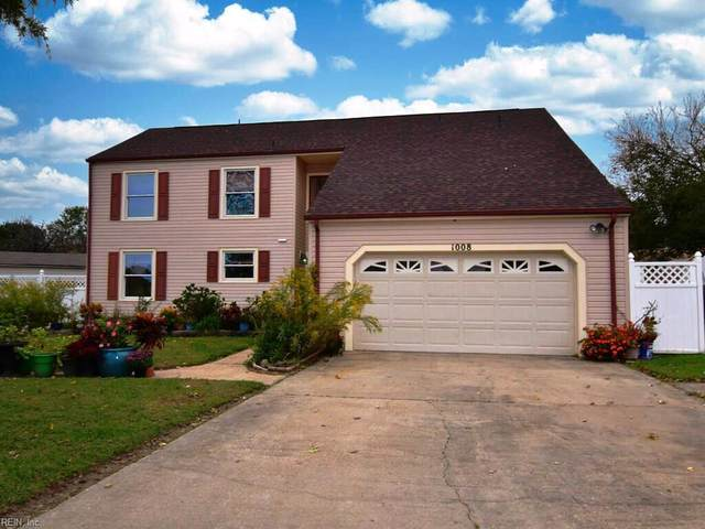 1008 Meadowview Pl, Virginia Beach, VA 23464 (#10346355) :: Avalon Real Estate