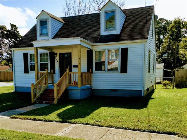 339 E Leicester Ave, Norfolk, VA 23503 (#10346367) :: RE/MAX Central Realty