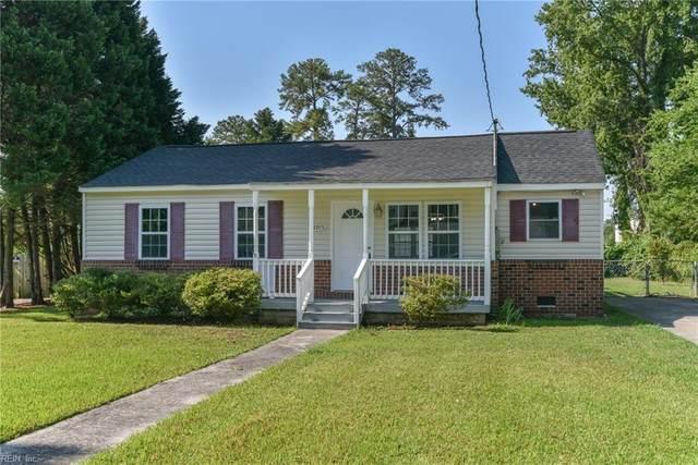 5915 Bertrand St, Portsmouth, VA 23703 (#10346645) :: Berkshire Hathaway HomeServices Towne Realty
