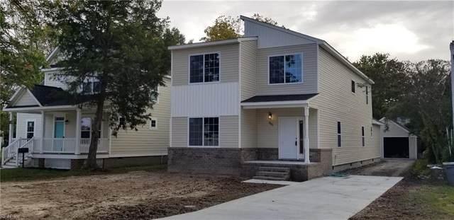 315 Cottonwood Ave, Hampton, VA 23661 (#10346718) :: Abbitt Realty Co.