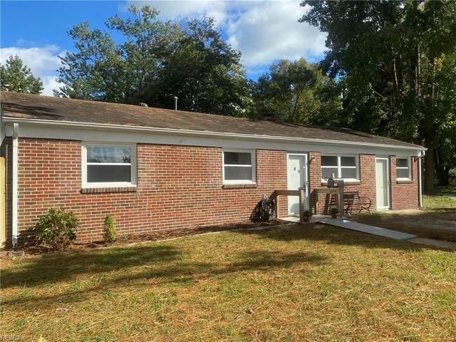 1602 Grimes Rd, Hampton, VA 23663 (#10346762) :: Berkshire Hathaway HomeServices Towne Realty