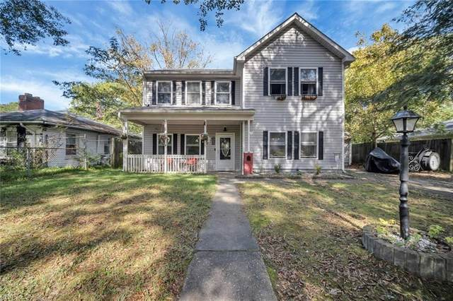 3568 Ladd Ave, Norfolk, VA 23502 (#10346771) :: Avalon Real Estate