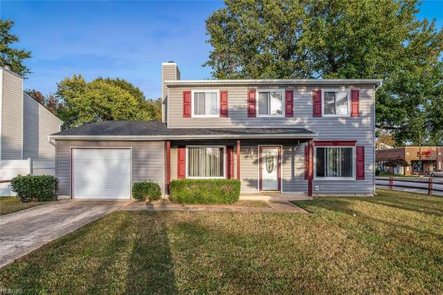 2300 Executive Dr, Hampton, VA 23666 (#10346992) :: RE/MAX Central Realty