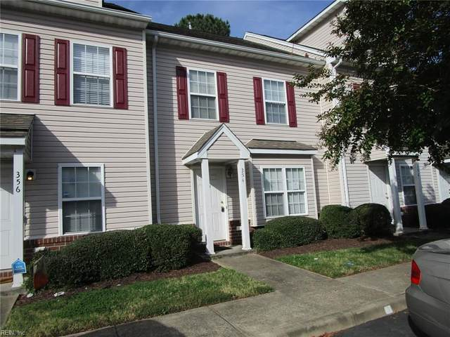 354 Georgetown Loop #354, Newport News, VA 23608 (#10347150) :: RE/MAX Central Realty
