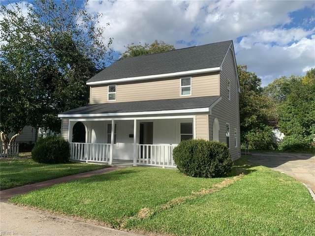 23 Afton Pw, Portsmouth, VA 23702 (#10347179) :: Berkshire Hathaway HomeServices Towne Realty