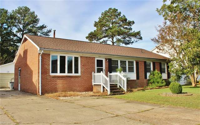 427 Big Bethel Rd, Hampton, VA 23666 (#10347237) :: Momentum Real Estate
