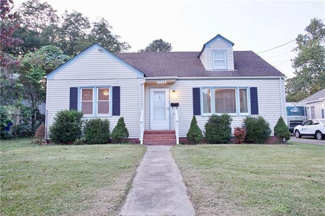 2206 Oregon Ave, Portsmouth, VA 23701 (#10347290) :: Atlantic Sotheby's International Realty