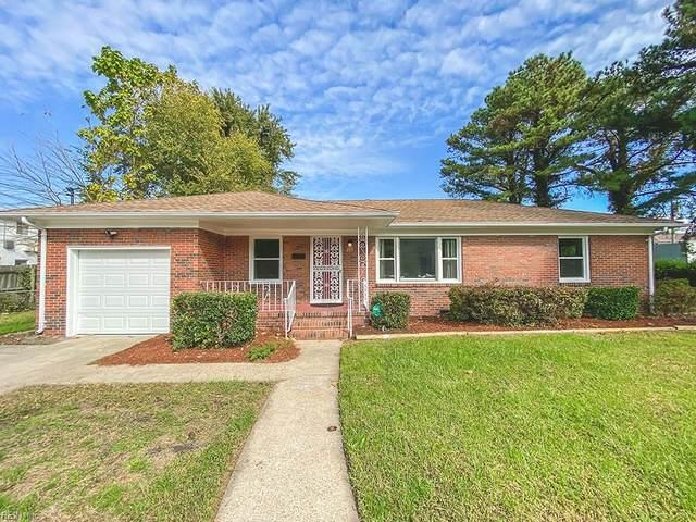 203 Dixie Ave, Portsmouth, VA 23707 (#10347335) :: Avalon Real Estate
