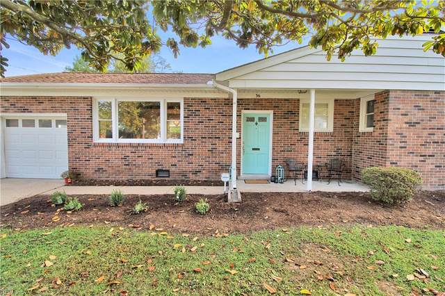 36 Michele Dr, Hampton, VA 23669 (#10347350) :: Rocket Real Estate