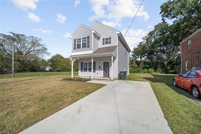 812 2nd Ave, Suffolk, VA 23434 (#10347601) :: Abbitt Realty Co.