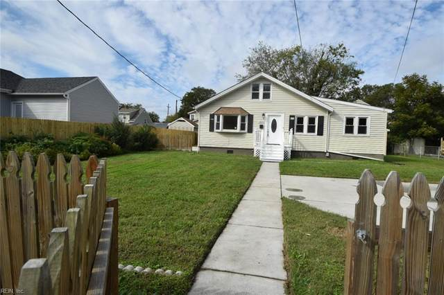 3033 Somme Ave, Norfolk, VA 23509 (#10347670) :: RE/MAX Central Realty