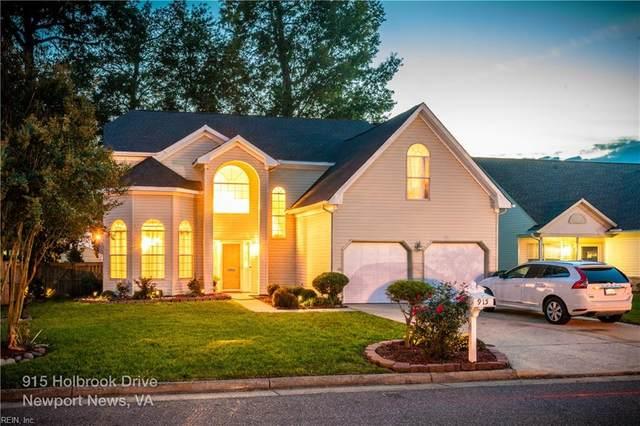 915 Holbrook Dr, Newport News, VA 23602 (#10347699) :: Encompass Real Estate Solutions