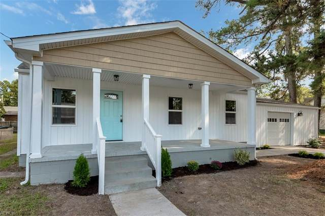837 Cambridge Ave, Portsmouth, VA 23707 (#10347781) :: Berkshire Hathaway HomeServices Towne Realty