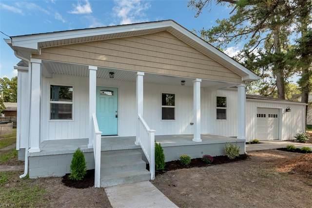837 Cambridge Ave, Portsmouth, VA 23707 (#10347781) :: Abbitt Realty Co.