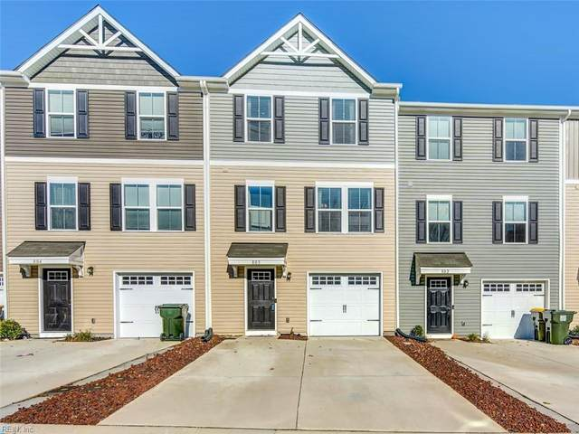 803 Lakeview Cv, Isle of Wight County, VA 23430 (#10348211) :: Momentum Real Estate