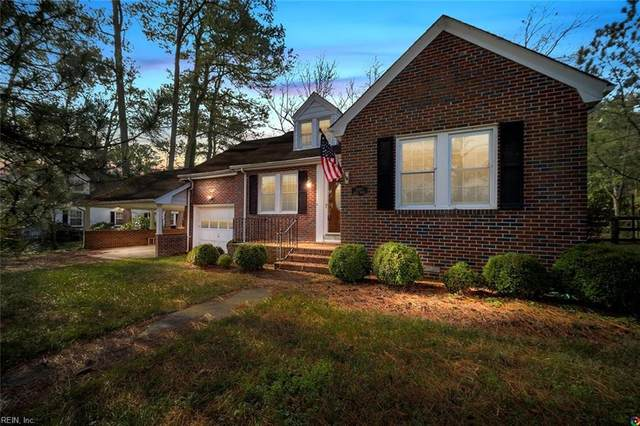 4505 Duke Dr, Portsmouth, VA 23703 (#10348449) :: Atlantic Sotheby's International Realty