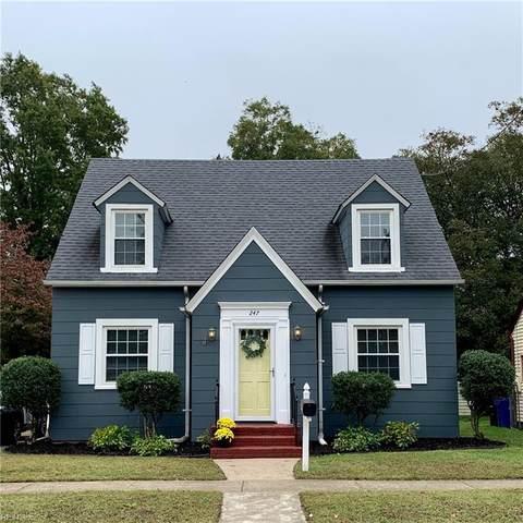 247 Idlewood Ave, Portsmouth, VA 23704 (#10348665) :: Abbitt Realty Co.