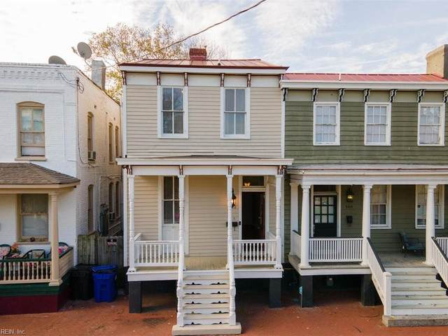 442 Washington St, Portsmouth, VA 23704 (#10348740) :: Encompass Real Estate Solutions