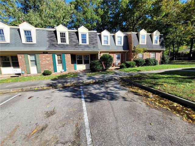 14547 Old Courthouse Way D, Newport News, VA 23608 (#10348772) :: Community Partner Group
