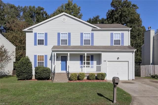 829 Mattmoore Pl, Newport News, VA 23601 (#10348867) :: Crescas Real Estate