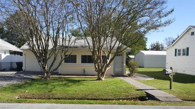 131 S 4th St, Hampton, VA 23664 (#10349112) :: The Kris Weaver Real Estate Team