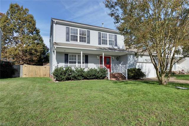 931 Churchill Ln, Newport News, VA 23608 (#10349146) :: Kristie Weaver, REALTOR