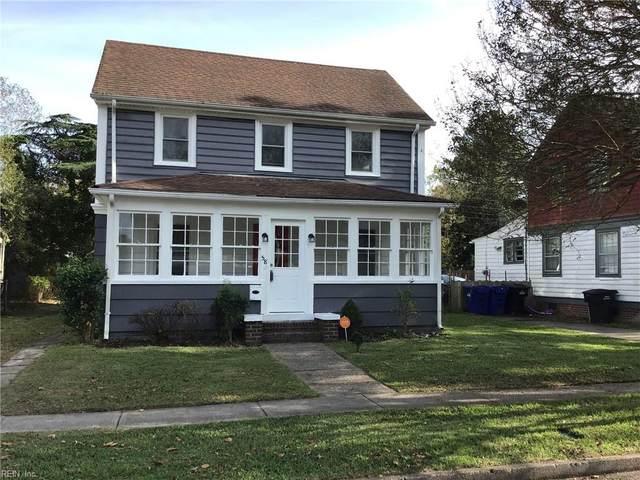 58 Decatur St, Portsmouth, VA 23702 (#10349251) :: Atkinson Realty