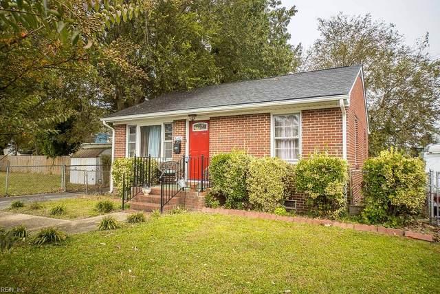 3610 Arlington Pl, Portsmouth, VA 23707 (#10349334) :: Berkshire Hathaway HomeServices Towne Realty