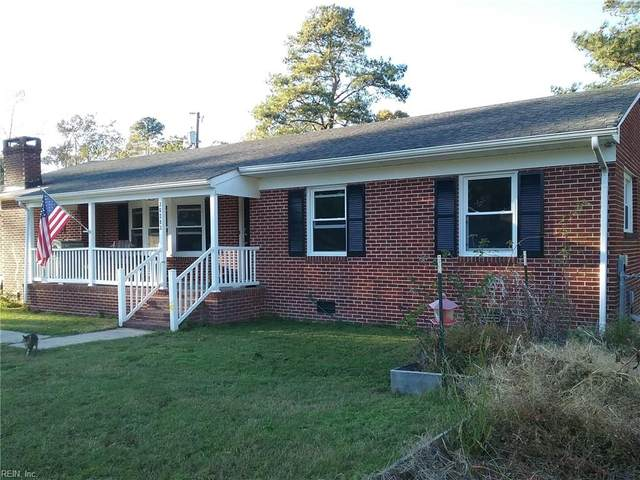 36203 Seacock Chapel Rd, Southampton County, VA 23898 (#10349408) :: Berkshire Hathaway HomeServices Towne Realty
