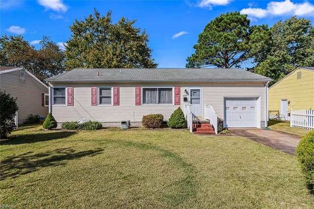 1129 79th St, Newport News, VA 23605 (#10349409) :: The Kris Weaver Real Estate Team