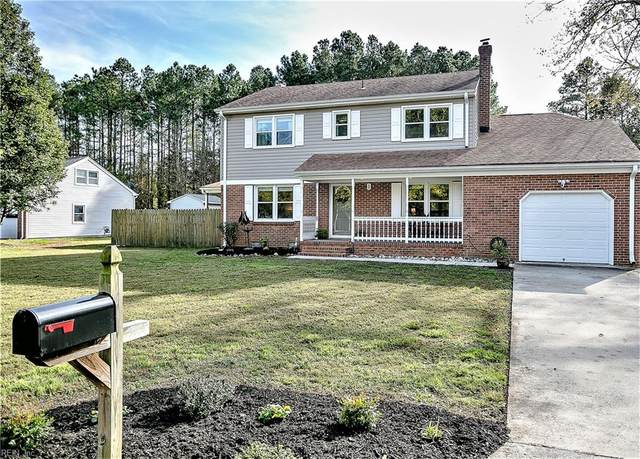1 W Carriage Hill Dr W, Poquoson, VA 23662 (#10349457) :: Avalon Real Estate