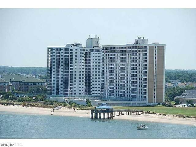 3300 Ocean Shore Ave #207, Virginia Beach, VA 23451 (#10349491) :: Community Partner Group