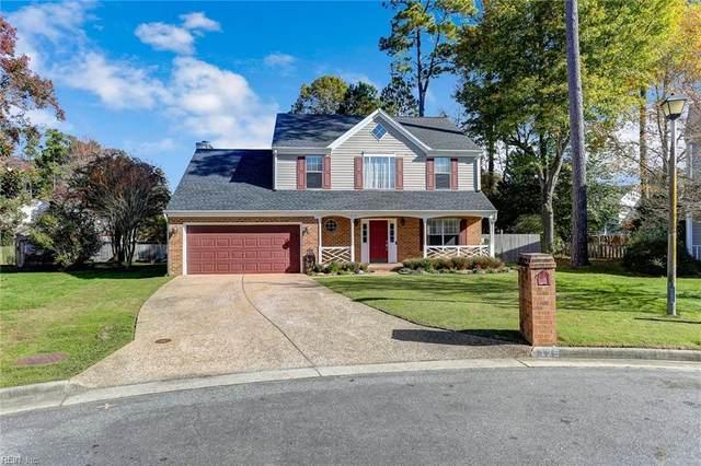 129 Prince Arthur Dr, York County, VA 23693 (#10350306) :: Rocket Real Estate