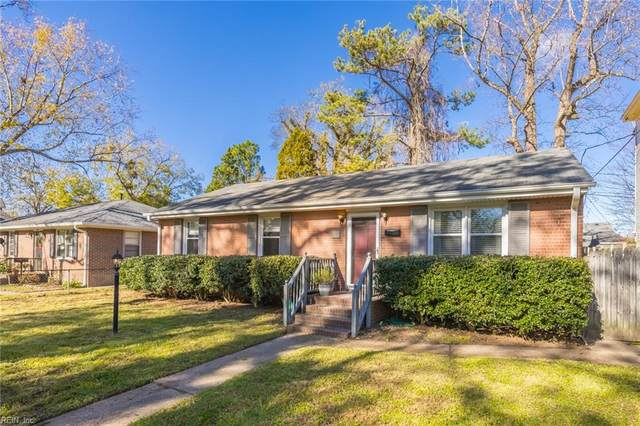 117 Bruce Pl, Portsmouth, VA 23707 (#10350325) :: Berkshire Hathaway HomeServices Towne Realty