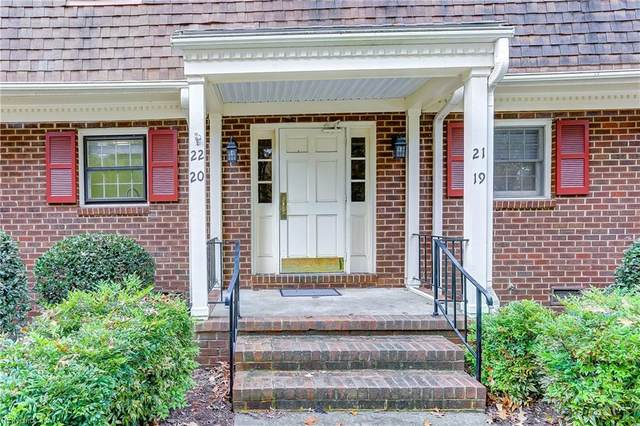 1184 Jamestown Rd #20, Williamsburg, VA 23185 (#10350505) :: Berkshire Hathaway HomeServices Towne Realty