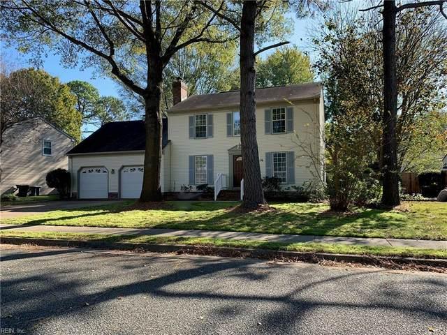 116 Drummonds Way, Hampton, VA 23669 (#10350553) :: Avalon Real Estate