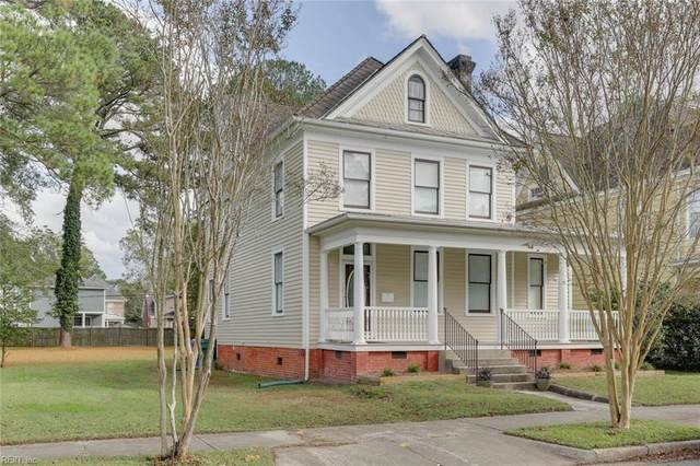 120 Linden Ave, Suffolk, VA 23434 (#10350670) :: Berkshire Hathaway HomeServices Towne Realty