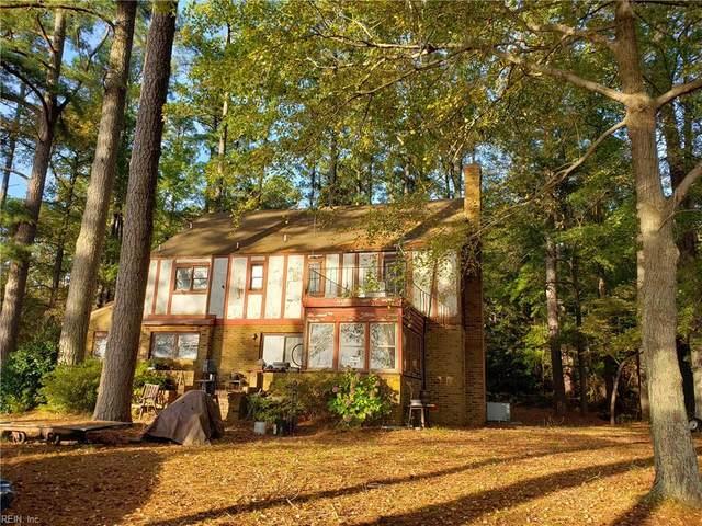2577 Carmines Island Rd, Gloucester County, VA 23072 (#10351212) :: Atkinson Realty